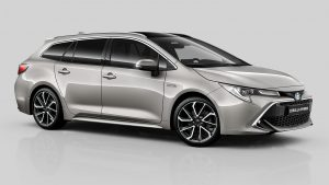 Toyota Corolla Touring Sports Private Lease