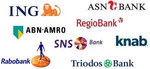 Logo's banken