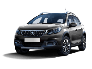 Peugeot 2008 Private Lease