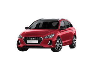 Hyundai i30 wagon Private Lease