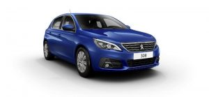 Peugeot 308 Private Lease