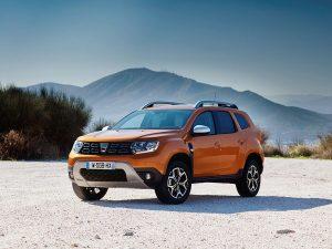 Dacia Duster Private Lease