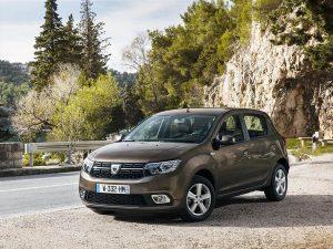 Dacia Sandero Private Lease