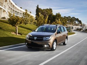 Dacia Logan Private Lease