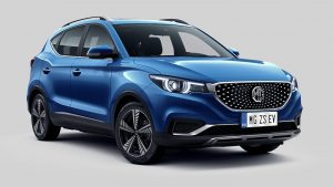 MG ZS EV Private Lease