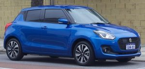 Suzuki Swift Private Lease