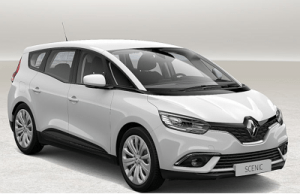 Renault Grand Scénic Private Lease