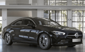 Mercedes CLA-klasse Private Lease