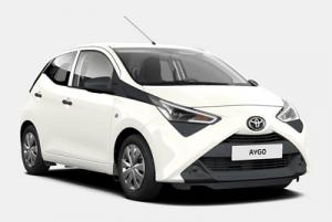 Toyota X-Fun Private Lease