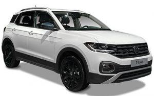 Volkswagen T-Cross Private Lease