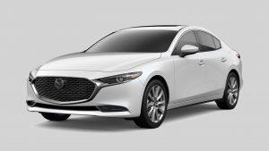 Mazda 3 Private Lease