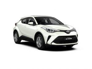 Toyota C-HR Private Lease