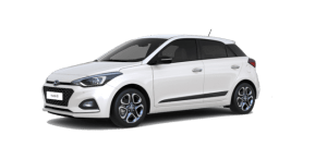 Hyundai i20 van Lease'm